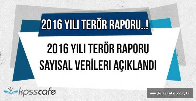Dünya Geneli Terör Saldırısı Sayısı ve Saldırı Bilançoları Açıklandı