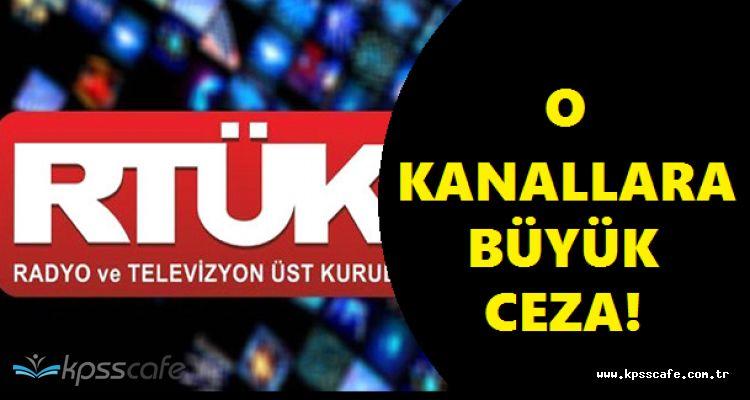 RTÜK'tan Flaş Karar! O TV Kanallarının Lisansı İptal