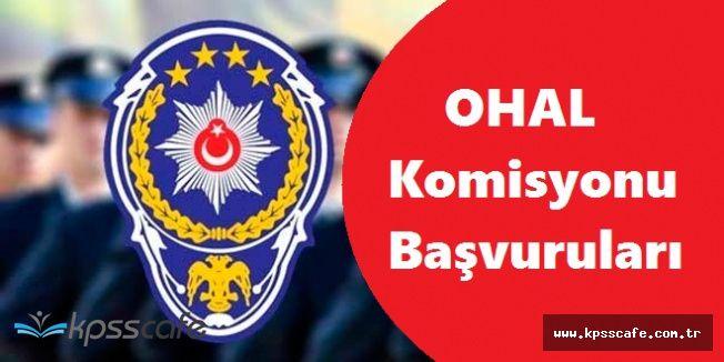 OHAL Komisyonu Başvurularına İlişkin Önemli Açıklama!