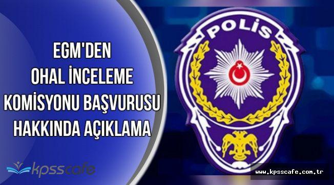 Polisler OHAL Kararlarına İtirazları Nasıl Yapacak?