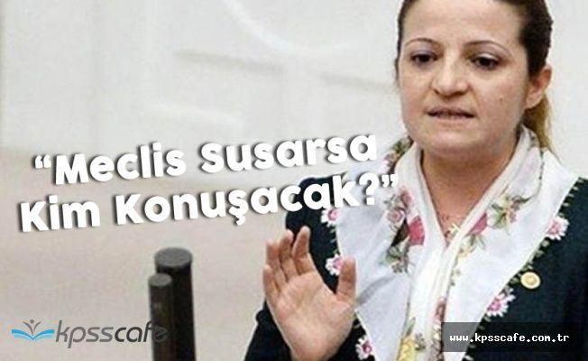 """Melike Basmacı """"TBMM Susarsa, Taşeron Kadro, EYT ve Diğer Konuları Kim Konuşacak?"""""""