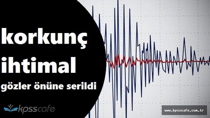Korkunç İhtimal; 'Deprem Gündüz Olsaydı Plajdan Ceset Toplanırdı'