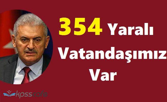 Ege'deki 6.5'lik Deprem Hakkında Başbakan Açıklaması! 354 Yaralı Vatandaşımız Var