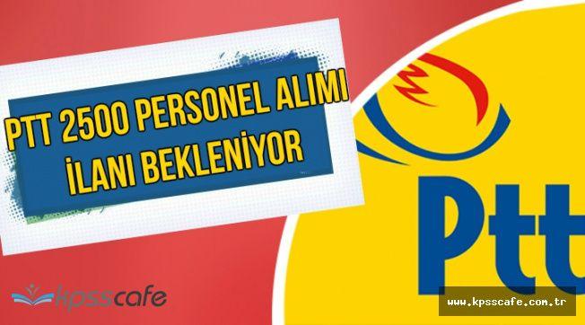 PTT Personel Alımı Sonuçlarının Ardından Yeni Personel Alımı Bekleniyor