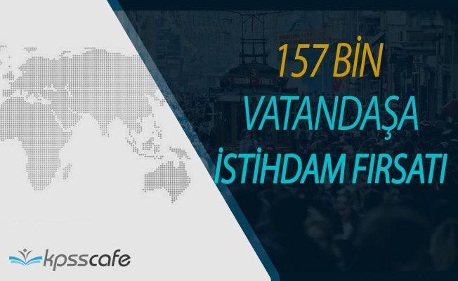 157 Bin Yoksul Vatandaşa İşİmkanı , İş Verenlere İndirim Fırsatı Sağlanacak