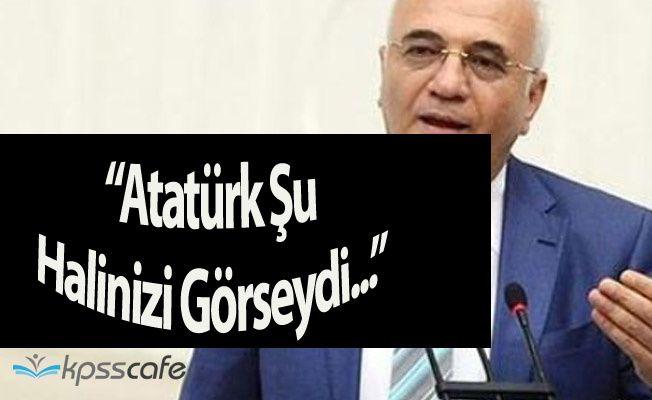 """Elitaş'tan CHP'ye """"Atatürk Şu Halinizi Görse Hepinizi Falakaya Yatırırdı"""""""