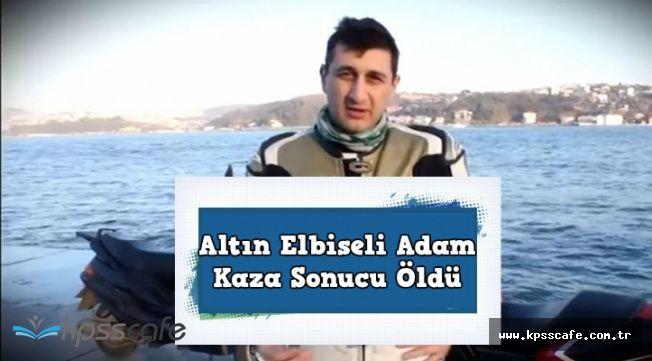 Altın Elbiseli Adam Lakaplı Barkın Bayoğlu Öldü (Barkın Bayoğlu Kimdir?)