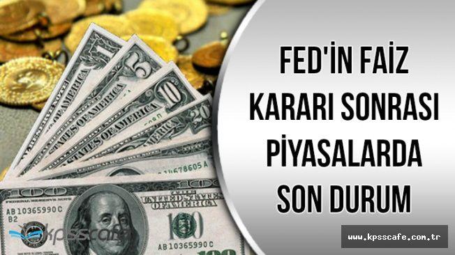 Fed Faiz Kararı Sonrası Dolar Ne Kadar Oldu? (27 Temmuz Döviz Kuru ve Altın Fiyatı)