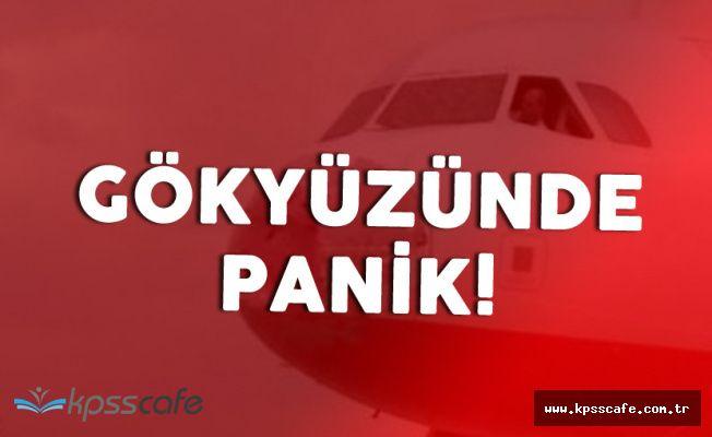 İstanbul'da Faciadan Son Anda Dönüldü! Uçak İşte Bu Hale Geldi
