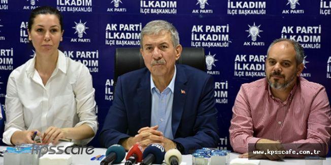 """Sağlık Bakanı Demircan: """" Görev Sorumluluğumun Bilincindeyim"""""""