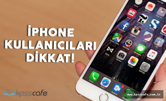 iPhone Kullanıcıları Dikkat! Yakında Bu Uygulamalar Çalışmayacak