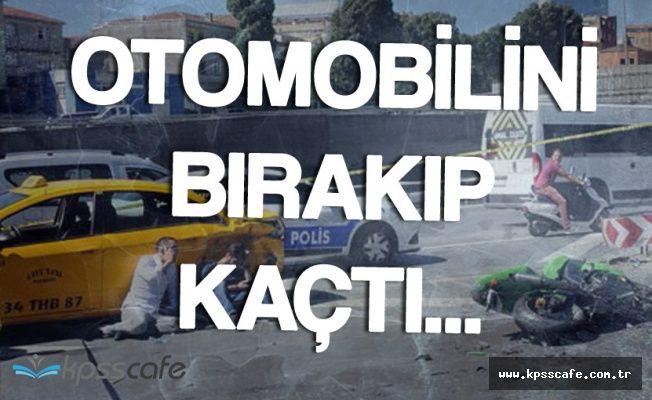 İstanbul Bağcılar'da Dehşet! 1 Ölü , 1 Ağır Yaralı