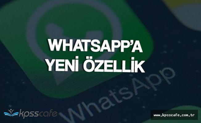 Whatsapp Kullanıcıları için Yeni Dönem Başlıyor!