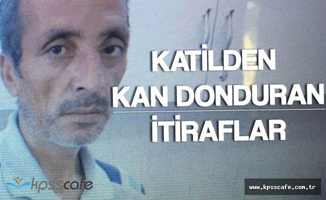 """Ankara'daki Cani :"""" Polis Yakalamasa Karımı da Öldürecektim"""""""