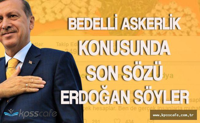"""Ayhan: """"Bedelli Askerlik Konusunda Son Söz Erdoğan'ındır """""""
