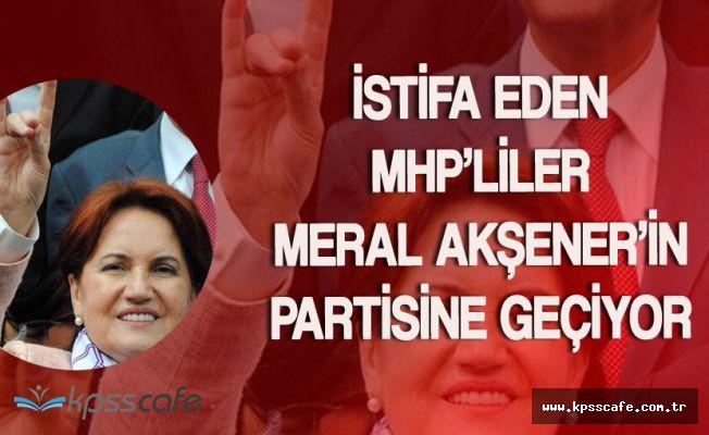 Bir Şok Daha ! 215 Kişi Daha İstifa Etti! MHP'den Ayrılıp Akşener'in Partisine Geçiyorlar