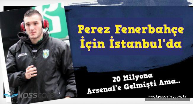 Fenerbahçe Perez Transferinde Sona Geldi (Perez Kimdir, Kariyeri) Spor Haberleri
