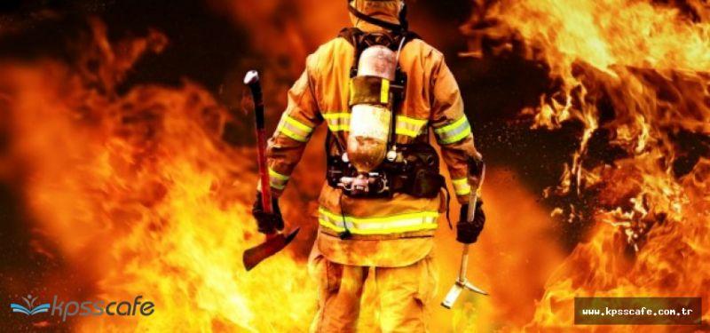 Ankara'da Korkutan Yangın! Yaralılar Var