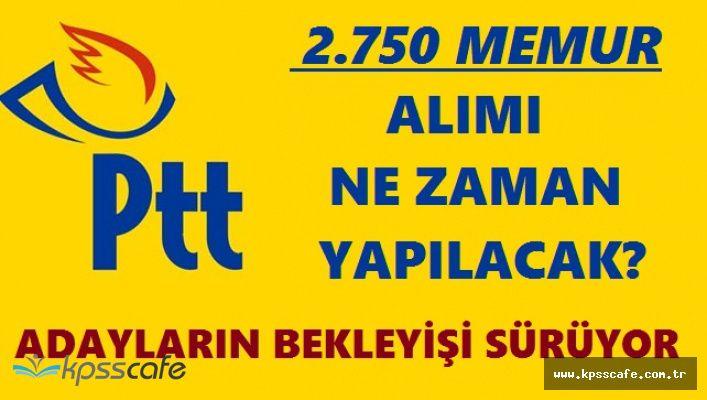Adaylar Sabırsız! PTT'nin Beklenen 2.750 Memur Alımı Ne Zaman Yayımlanacak?