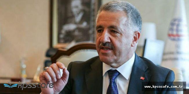 """Bakan Arslan :""""Atatürk Havalimanı Fuar Alanı Olacak"""""""