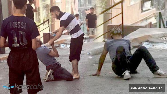 İstanbul'un Göbeğinde Gündüz Vakti Bonzai Rezaleti