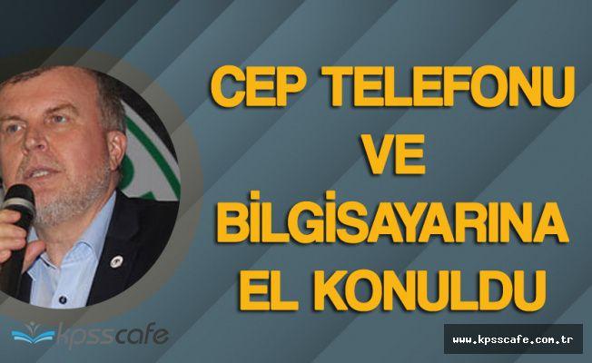 Konyaspor Başkanı Ahmet Şan Bylock'tan İfade Verdi