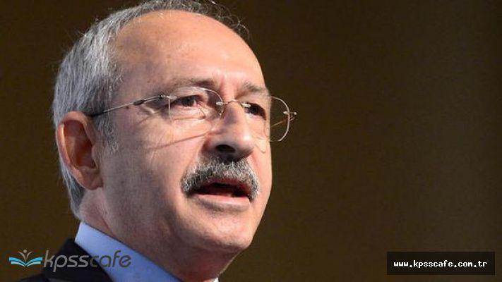 Kemal Kılıçdaroğlu'ndan Cumhurbaşkanlığı Adaylığı ile İlgili Açıklama !