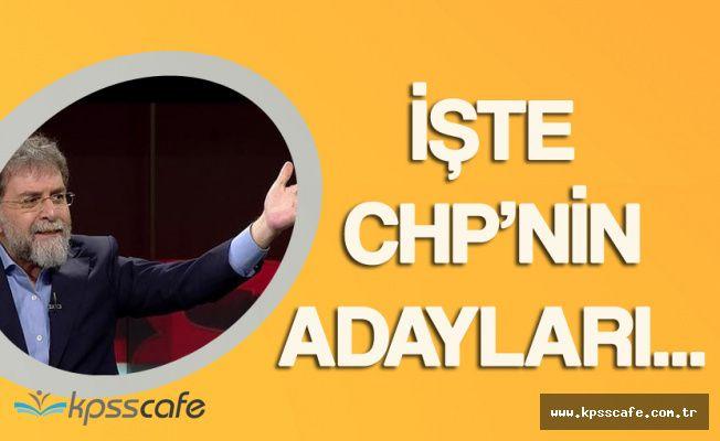 """Hakan: """"İşte CHP'nin Cumhurbaşkanı Adayları"""""""