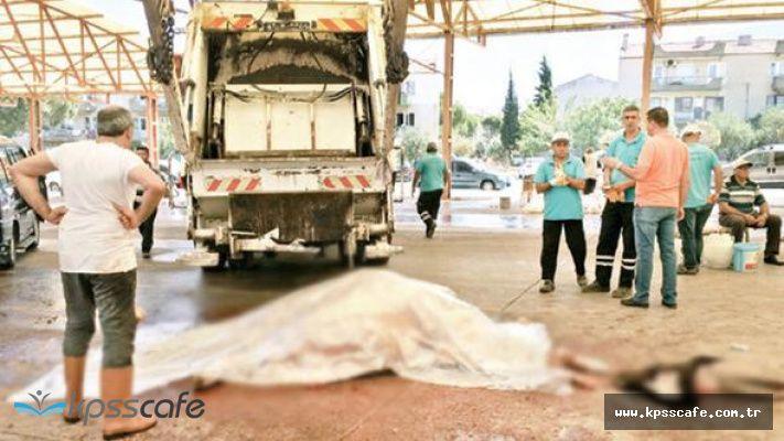 Manisa'da Hasta Dana Paniği ! Tüm Bıçaklar Toplandı