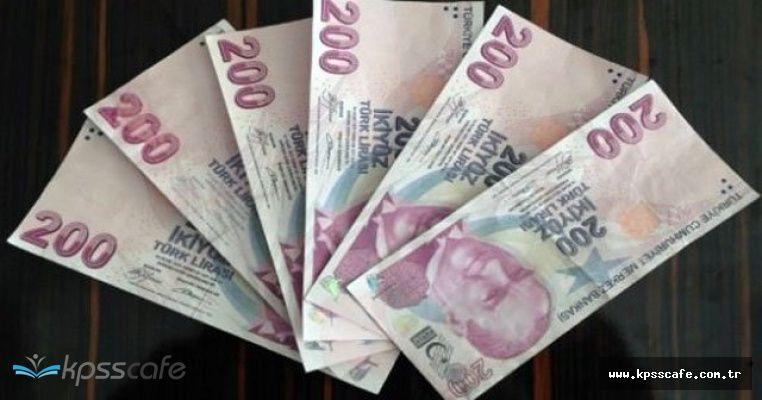 200 TL Banknotlar Sahipsiz Kalıyor
