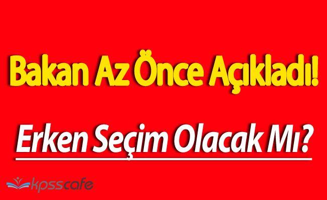 Mehmet Şimşek ' Erken Seçim ' İddialarıyla İlgili Konuştu