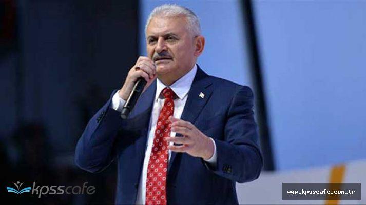TCDD Selçuk-Torbalı İZBAN Açılış Töreninde Başbakan'dan Flaş Açıklamalar