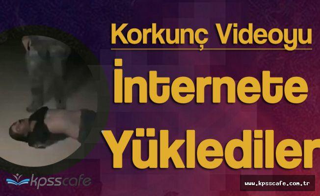 Son Dakika! IŞİD'linin Kafasını Kestiler ! Dehşet Videoyu İnternete Yüklediler