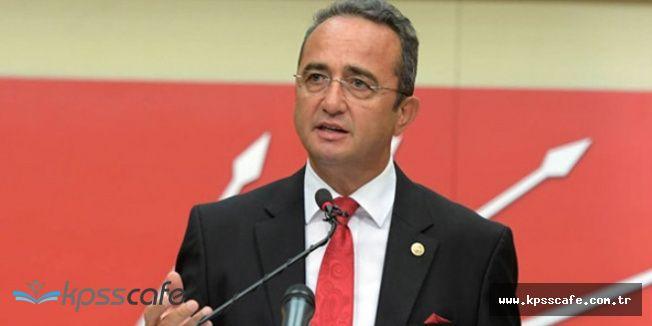 CHP'li Tezcan 'Danıştay Başkanı Görevden Alınmalıdır'