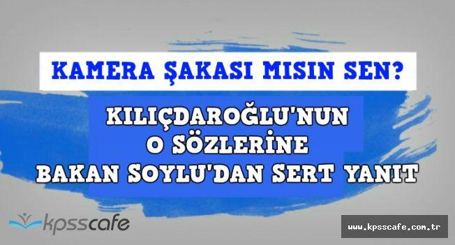 """Kılıçdaroğlu'nun O Sözlerine Sert Yanıt: """"Şaka Mısın Sen?"""""""