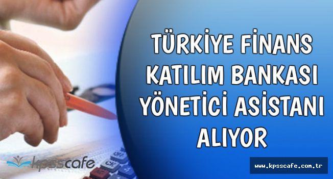 Türkiye Finans Katılım Bankası Personel Alımı Yapıyor