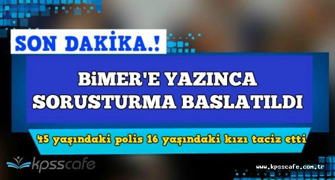 Zonguldak'ta Polis Memuru 16 Yaşındaki Kıza Cinsel İstismarda Bulundu
