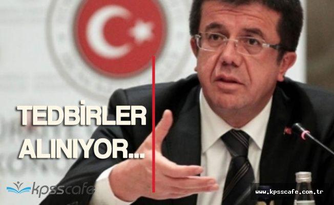 """Ekonomi Bakanı:"""" Irak'a Yapılacak Sevkiyatlarla İlgili Tedbirler Alıyoruz"""""""