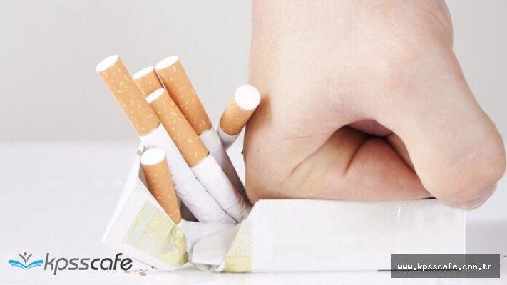 Sarma Sigaraya Hapis Cezası Gelecek