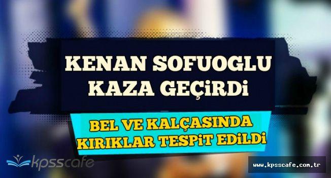 Kenan Sofuoğlu Sıralama Turunda Kaza Geçirdi: Vücudunda Kırıklar Var !