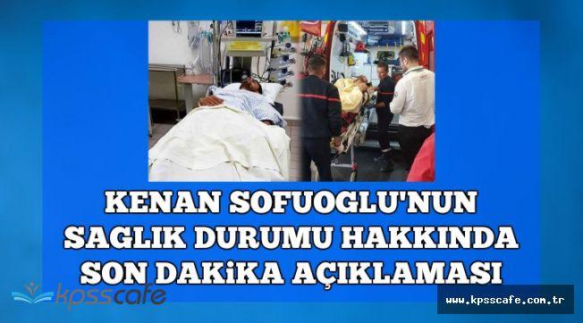 Kenan Sofuoğlu'nun Son Durumu Hakkında Hastaneden Açıklama Geldi