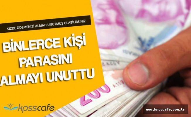 SGK'da Paranız Kalmış Olabilir! Her Yıl Binlerce Kişi Parasını Almayı Unutuyor
