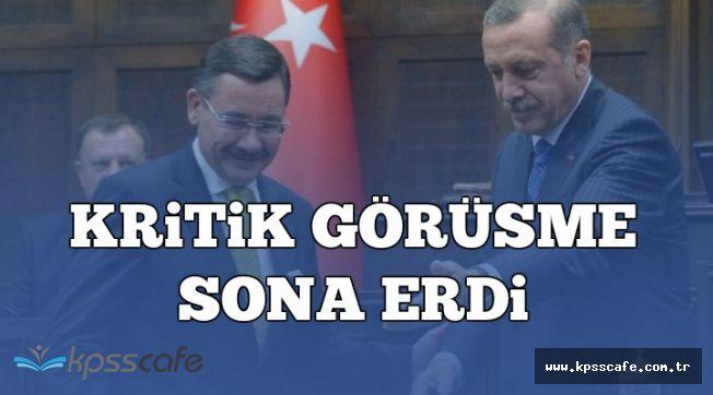 Kritik Erdoğan-Gökçek Görüşmesi Sona Erdi (Açıklama Gelecek mi?)