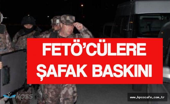 Konya'da Özel Harekat Destekli Fetullahçı Terörist Operasyonu