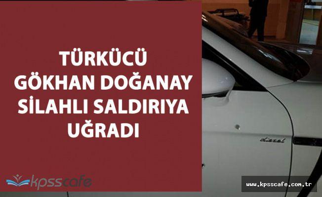 Ünlü Türkücü Gökhan Doğanay'a Silahlı Saldırı Düzenlendi
