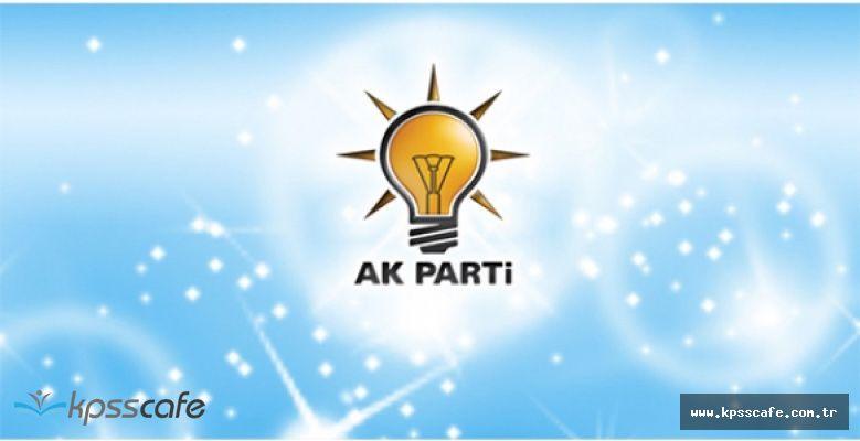 Son Dakika Açıklaması: AK Parti'de İstifa Eden İl Başkanlarının Yerine Atamalar Yapıldı