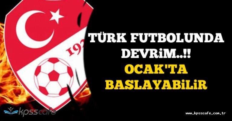 Türk Futbolunda Devrim: Ocak'ta Uygulama Başlıyor