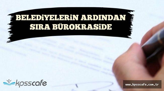 AK Partide İstifa Sırası Bürokratlara Geliyor