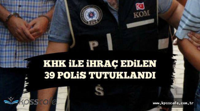Ankara'da KHK İle İhraç Edilen 39 Polis Tutuklandı