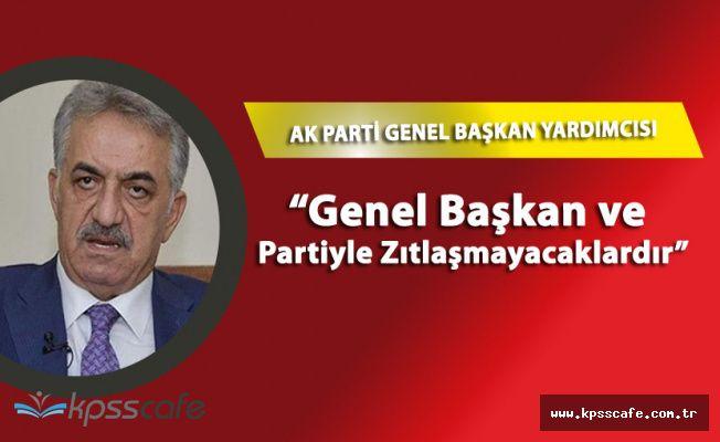 """Hayati Yazıcı: """" Genel Başkanla Zıtlaşmayacaklardır"""""""
